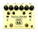 Visual Sound Route 66 Overdrive V3 Series - TT-V3RT66